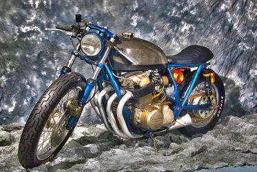 Photo Honda 76 750 cc