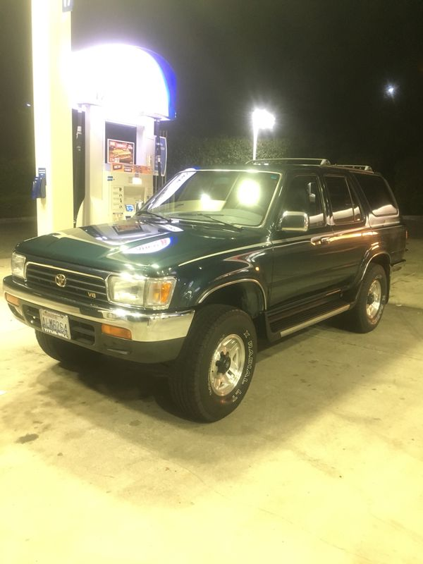 Toyota 4runner For Sale In Bonney Lake Wa Offerup