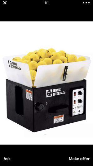 Tennis Tutor Pro Lite w/ Oscillator ITS A STEAL!!!! for Sale in Atlanta, GA