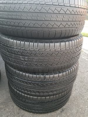 Four good set of Michelin tires for sale 245/60/18 for Sale in Washington, DC