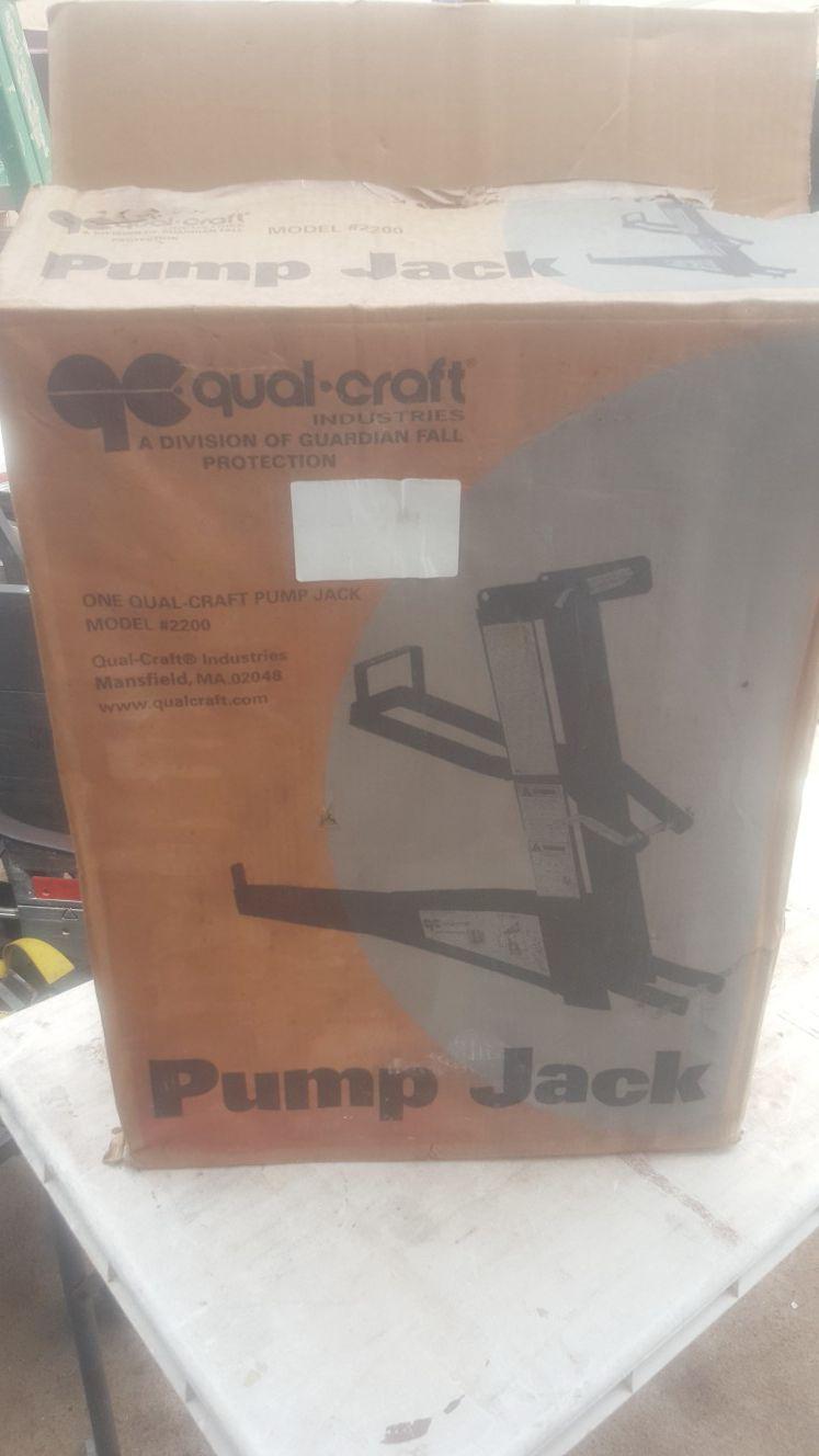 Qual craft pump jack
