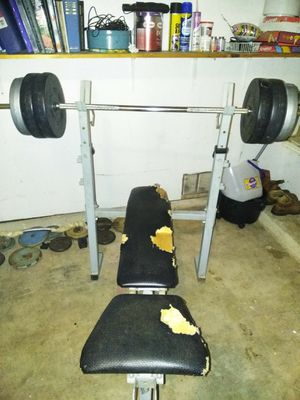 Weight bench for Sale in San Antonio, TX