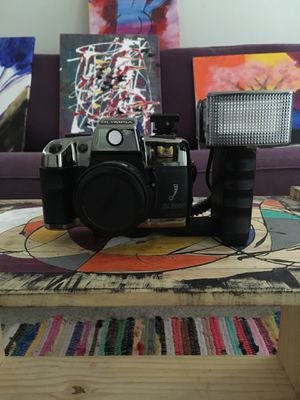 Olympia Flash Film Camera! Red eye reduction DL2000 for Sale in Centreville, VA