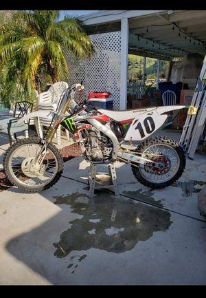 Photo 2005 Honda CRF450R