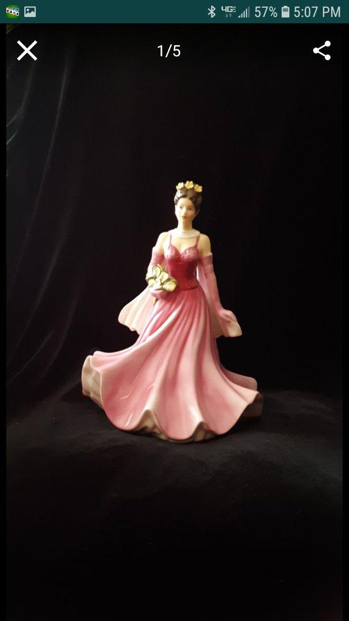 Royal Doulton PRETTY LADIES A Perfect Gift HN5553
