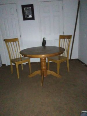 New and Used Kitchen table chairs for Sale in Harrisburg, IL ...