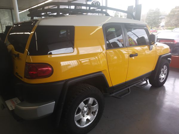 d26f006af47 2009 Toyota FJ CRUISER CLEAN TITLE for Sale in Rocky Top