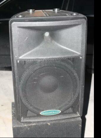 american audio dls 15p