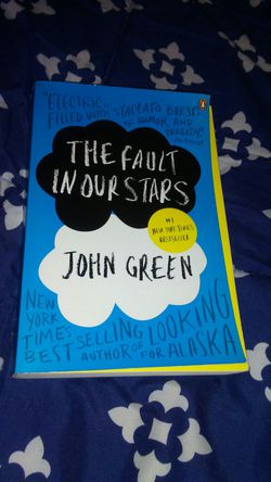 Book the fault in our stars Thumbnail