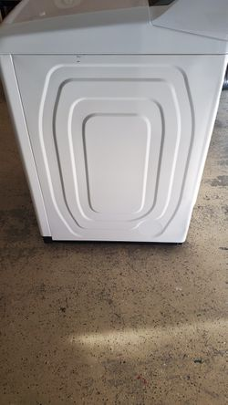 Samsung 7.4 cu. ft Electric Dryer with Steam Sanitize+ DVE50R5400   Thumbnail