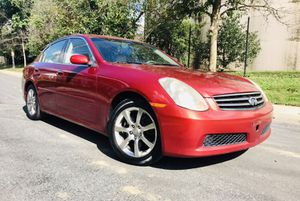 2006 Infiniti G35 •• Priced below Value for Sale in Silver Spring, MD
