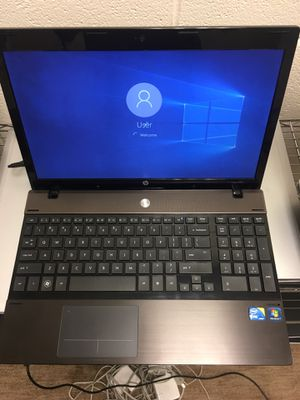 HP EliteBook Laptop i3 core / Windows 10 with Office installed for Sale in Chicago, IL