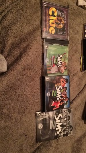 PC Sims2 & Sims2 Expansion for Sale in Tacoma, WA
