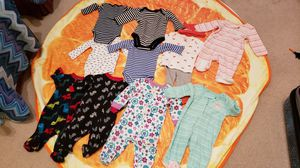 Baby girl 0-3 months clothes- Free for Sale in Herndon, VA