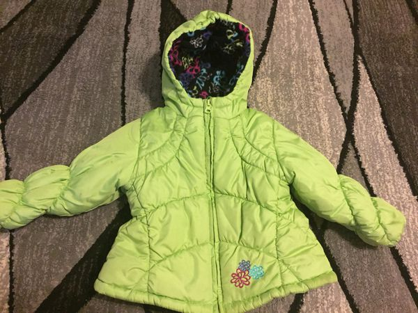 f2fbc362d874e Toddler girl winter coat jacket 24 months for Sale in Charlotte