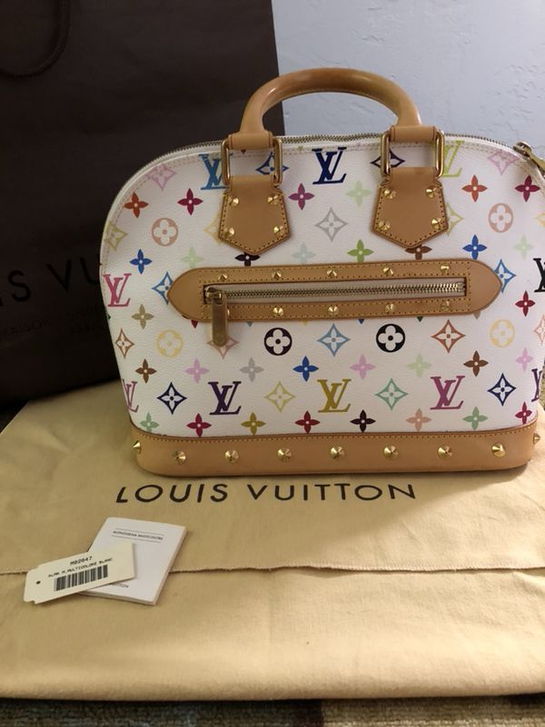 82bbb0f9a7796 Louis Vuitton multicolor Alma (Jewelry   Accessories) in Auburn