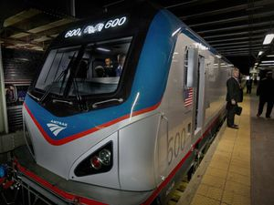 Amtrak Washington DC to New York train ticket for Sale in Silver Spring, MD
