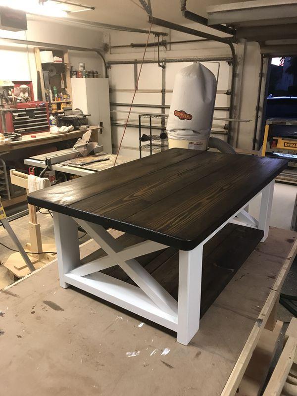 Farmhouse Coffee Table For Sale In Boca Raton Fl Offerup