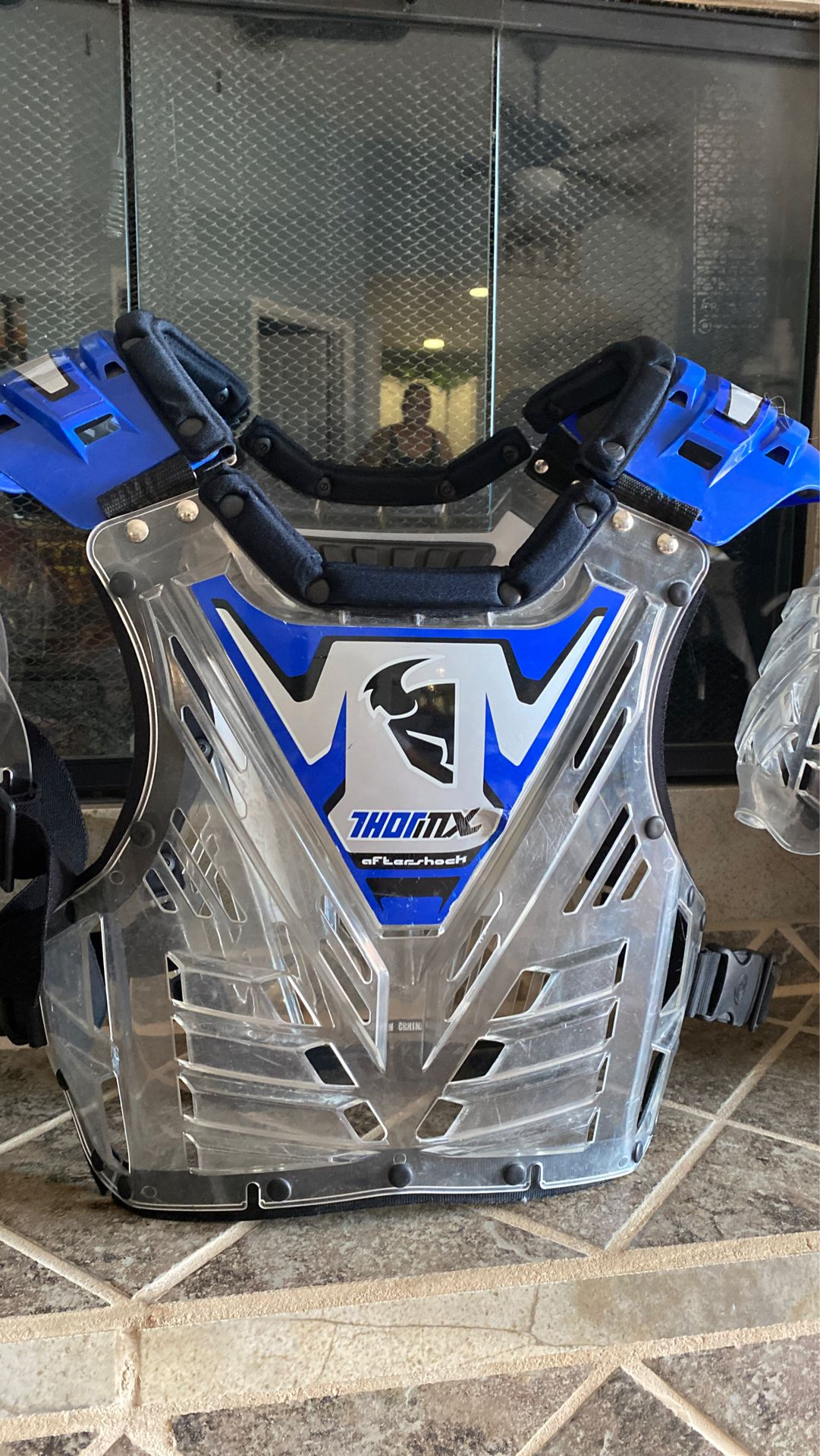 Motorcycle pads