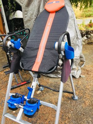 Ironman Inversion table for Sale in Leavenworth, WA