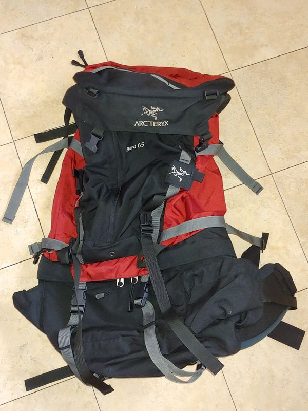 48118e306cb Arcteryx Arc'teryx Bora 65 hiking backpack for Sale in La Mesa, CA ...