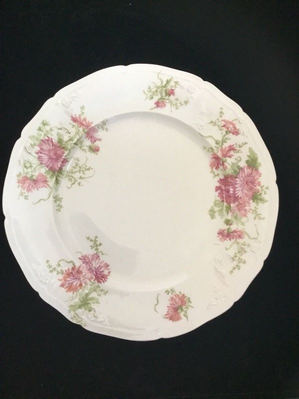 French Limoges Floral Antique Plate For Sale In Colorado Springs Co Offerup
