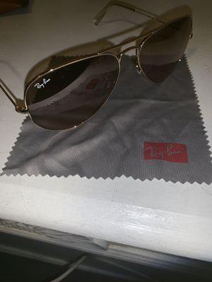 RayBan aviator sunglasses for Sale in Washington, DC