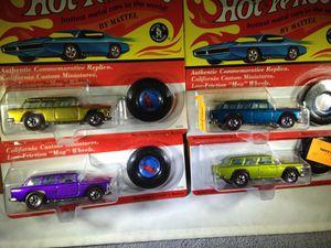 Hot wheel redline classic nomads for Sale in Vienna, VA