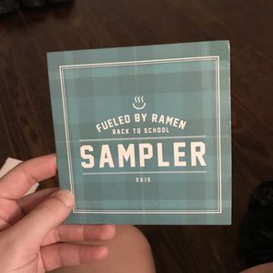 2015 fueled by ramen sampler for Sale in Austin, TX