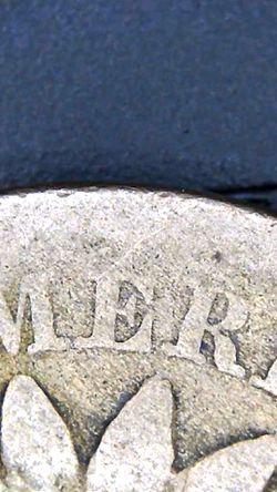 1860 Indian head Cent Thumbnail