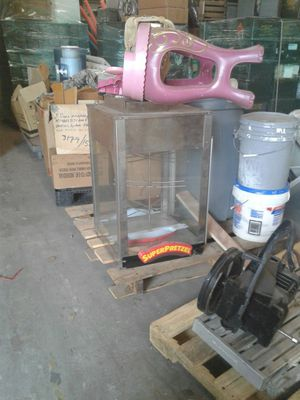 Large pretzel display stainless steel for Sale in Orlando, FL