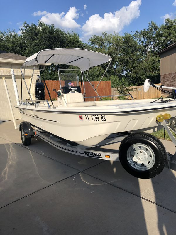 Mako New And Used Boats For Sale In Texas