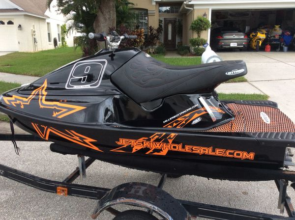 Yamaha Wave Blaster 1 Mod Jet Ski - FAST- Like New for Sale in Orlando, FL  - OfferUp