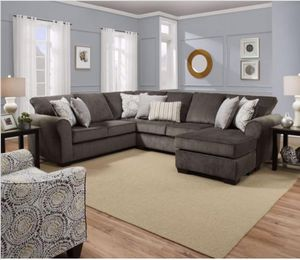Sectional couch for Sale in Oklahoma - OfferUp