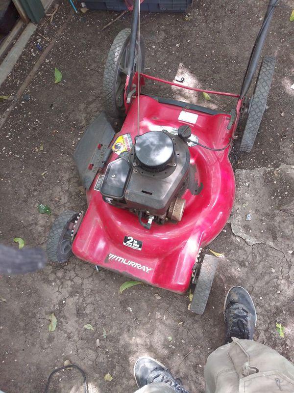 Murray Lawn Mower For Sale In San Antonio Tx Offerup