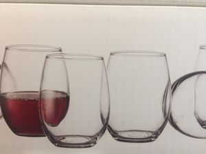 Stemless Wine Glasses (15oz) for Sale in Los Angeles, CA