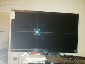 46 inch Sony flat screen for Sale in Rockville, MD