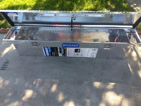 (( New, Kobalt Truck ToolBox Slim Low Profile)) for Sale in San Jose, CA -  OfferUp