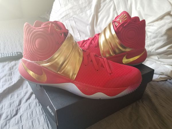 3c9b4d4d1e80 Kyrie 2 II Nike ID for Sale in El Paso
