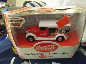 Carrito coleccion coca cola for Sale in Alexandria, VA