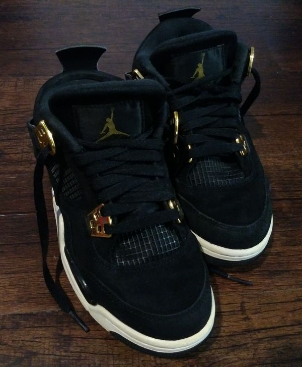 REDUCED   YOUTH SIZE 4.5 BLACK AIR JORDAN SHOES!    for ... 1c6c6c3c1099