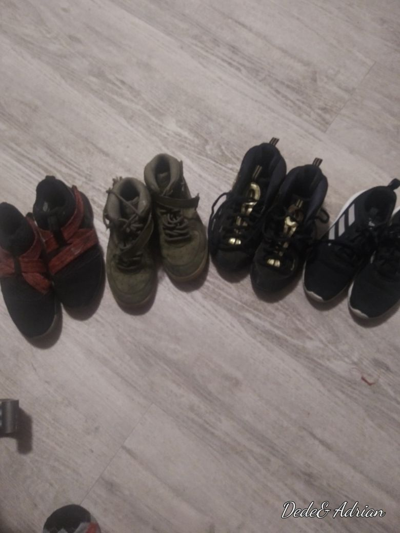 Lil boys shoes