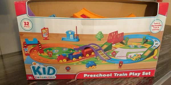 Kid Connection Preschool Train Play Set For Sale In Hendersonville