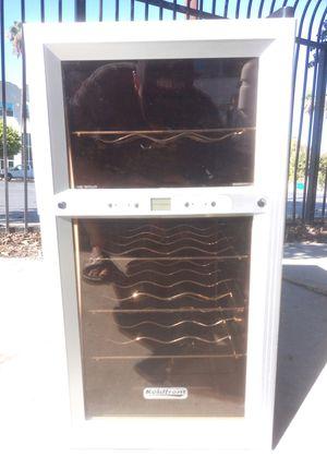 Wine Cooler brand EdgeStar Koldfront Model number : TWR181ES for Sale in Los Angeles, CA