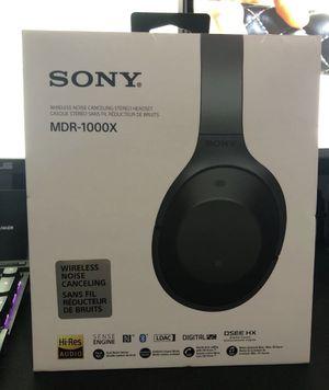 Sony MDR-1000X Wireless Headphones for Sale in Jacksonville, FL
