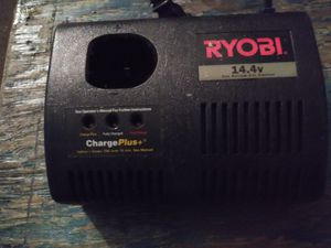 Photo Ryobi 14.4 Charge Plus+ Battery Charger