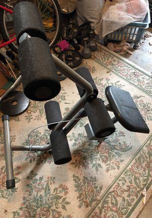 Bowflex Power Sit-Up Attachment for Sale in Fairfax, VA