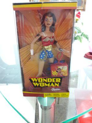 Wonder woman doll for Sale in Orlando, FL