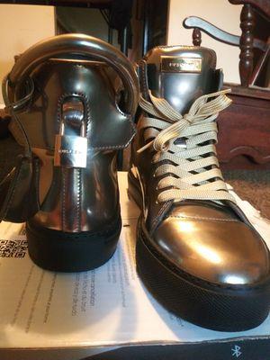 Authentic buscemi shoes for sale  Tulsa, OK