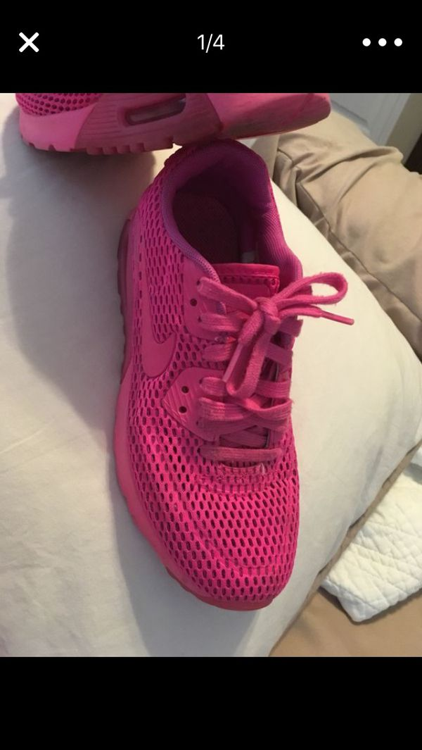 Hot pink nike air max for Sale in Kerman 48981f2db